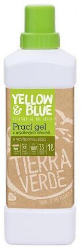 Yellow and Blue Prací gel vavřín 1l