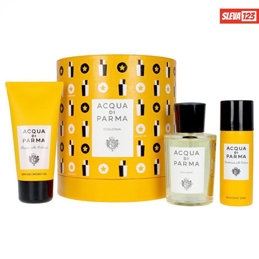 Acqua Di Parma Colonia - EDC 100 ml   sprchový gel 75 ml   deodorant 50 ml