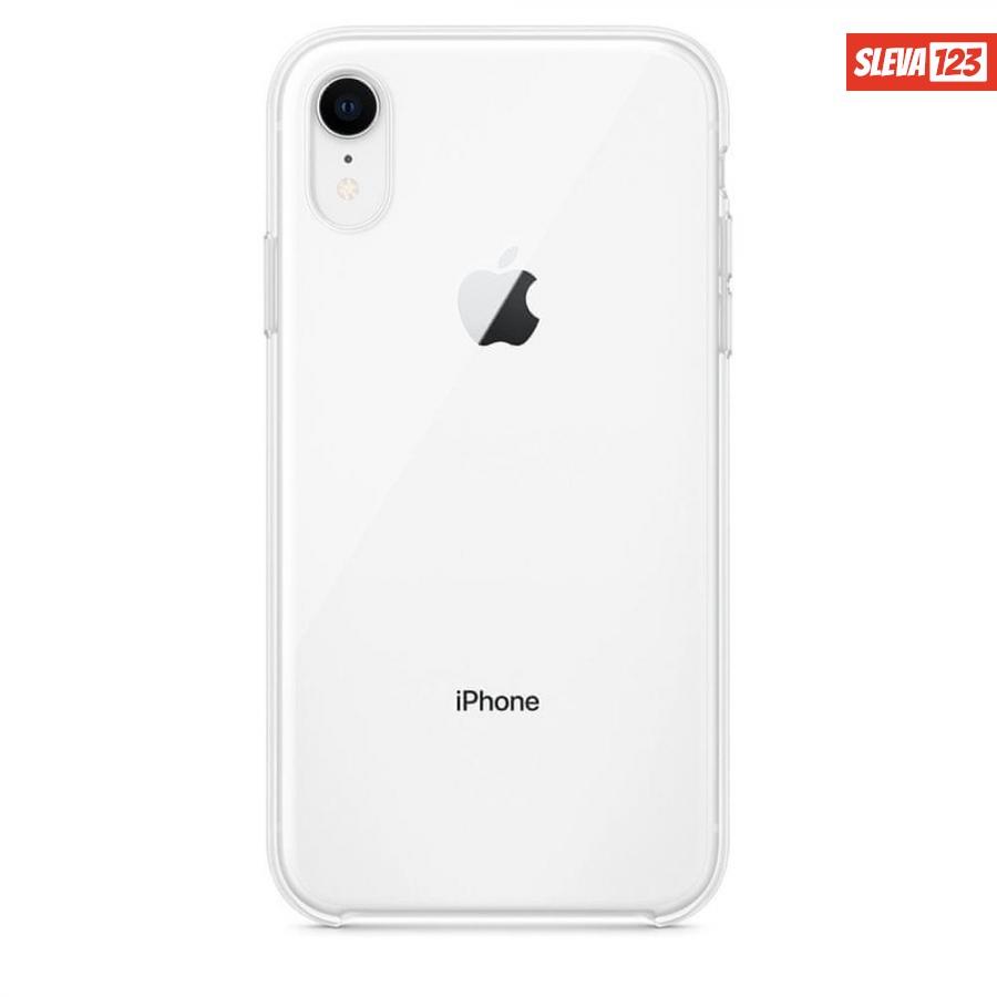 Apple iPhone XR Clear Case MRW62ZM/A - rozbaleno