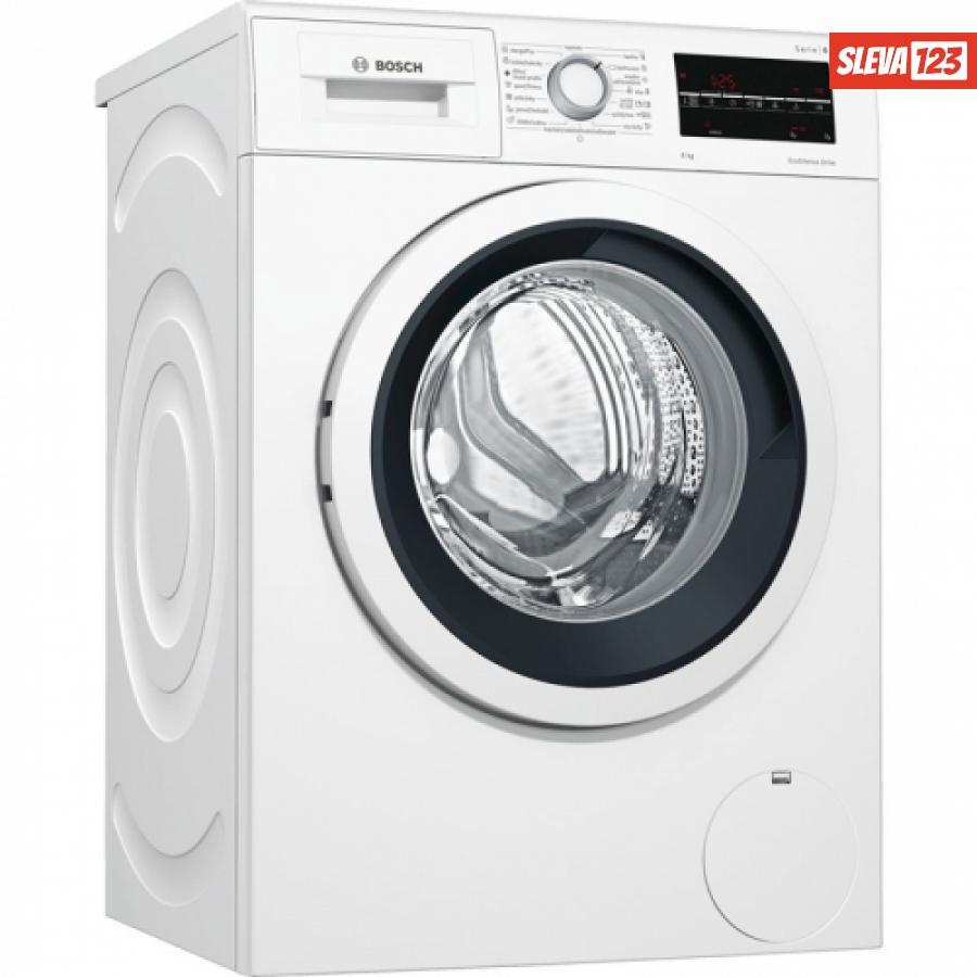 Automatická pračka Bosch Serie   6 WAT28460CS bílá   DOPRAVA ZDARMA