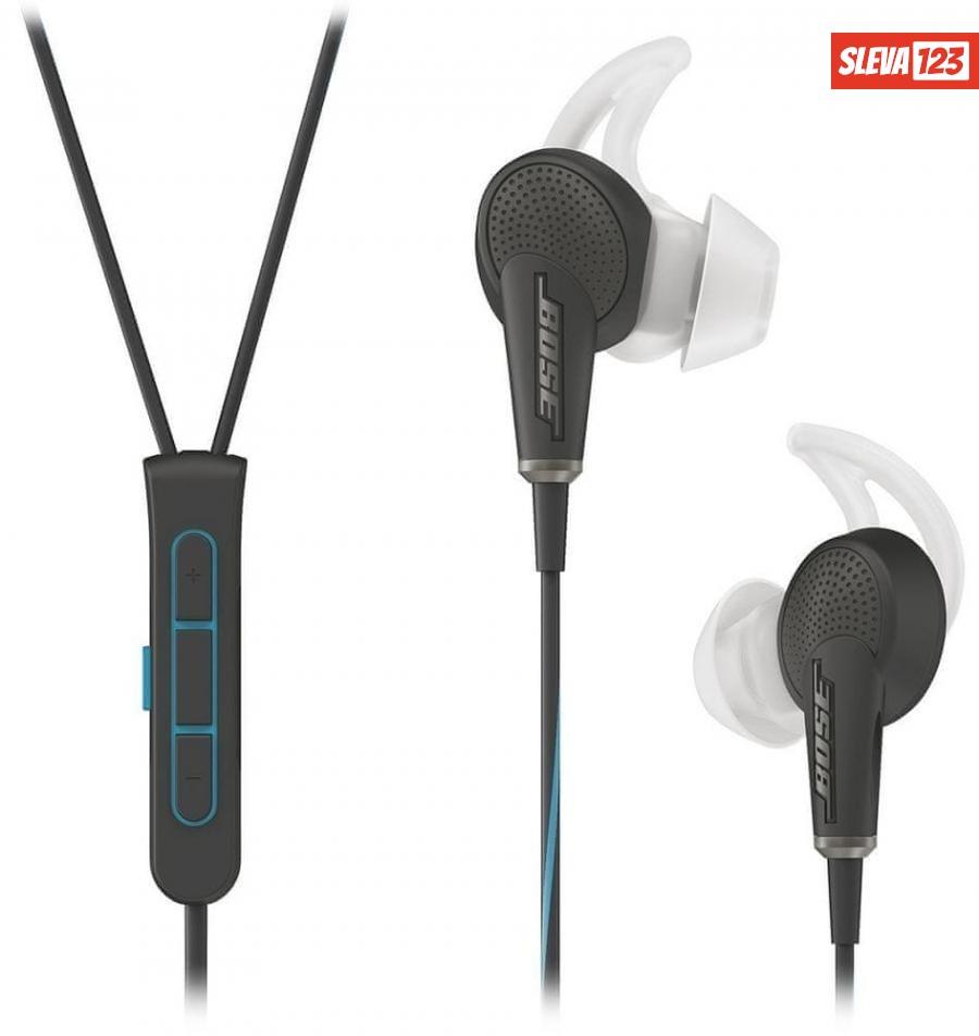 Bose QuietComfort 20 Apple