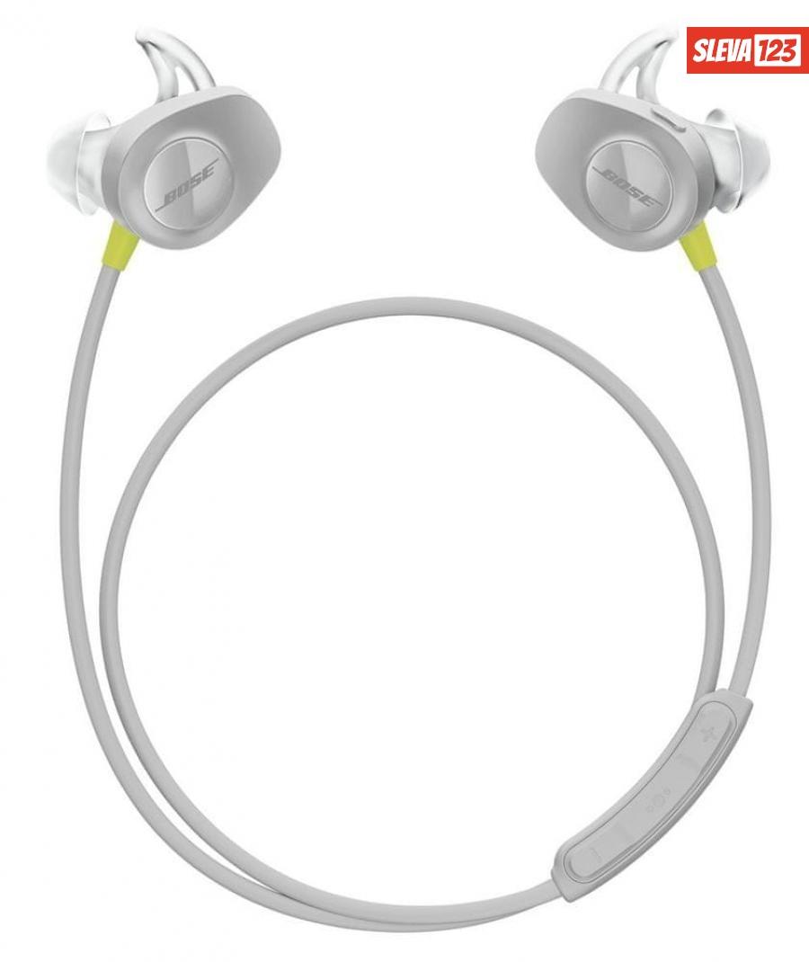 Bose SoundSport wireless, žlutá
