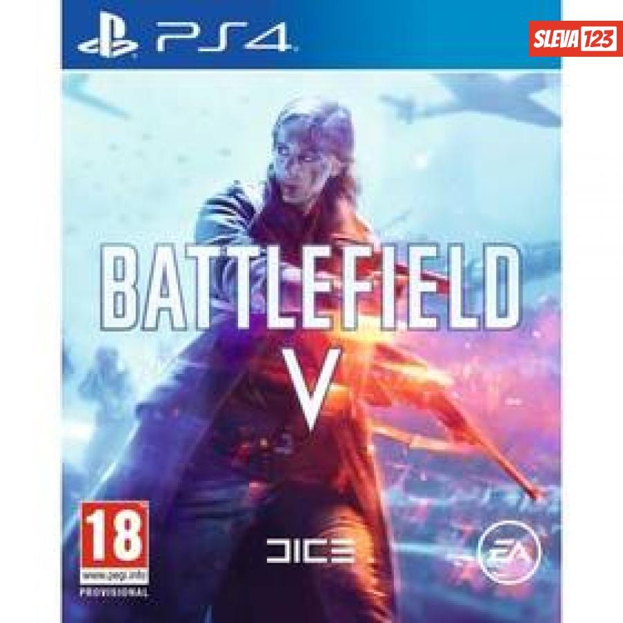 EA PlayStation 4 Battlefield V