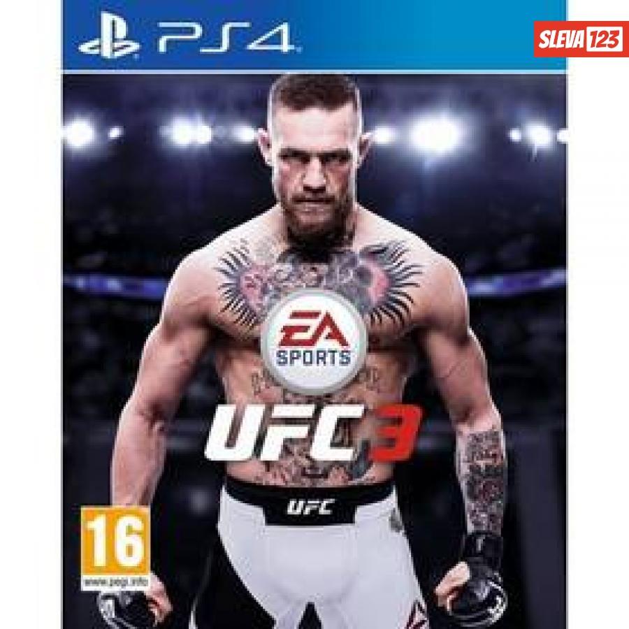 EA PlayStation 4 UFC 3