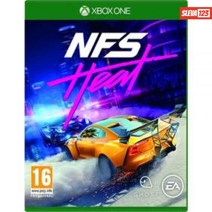 EA Xbox One Need for Speed Heat
