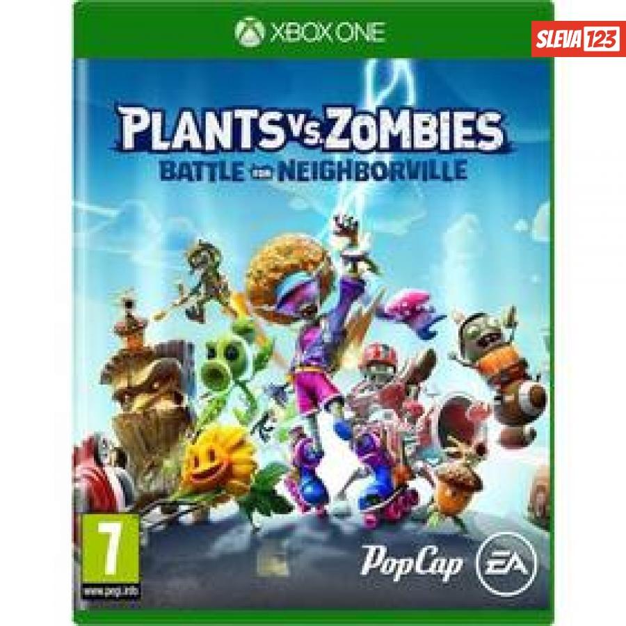 EA Xbox One Plants vs. Zombies: Battle for Neighborville