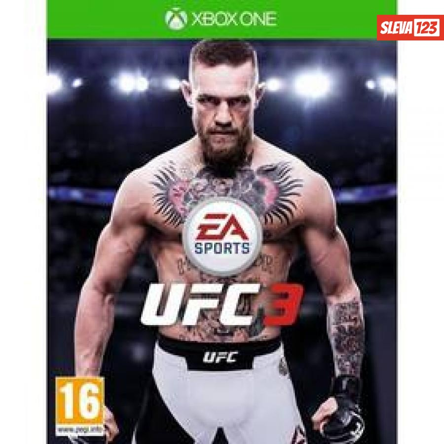 EA Xbox One UFC 3