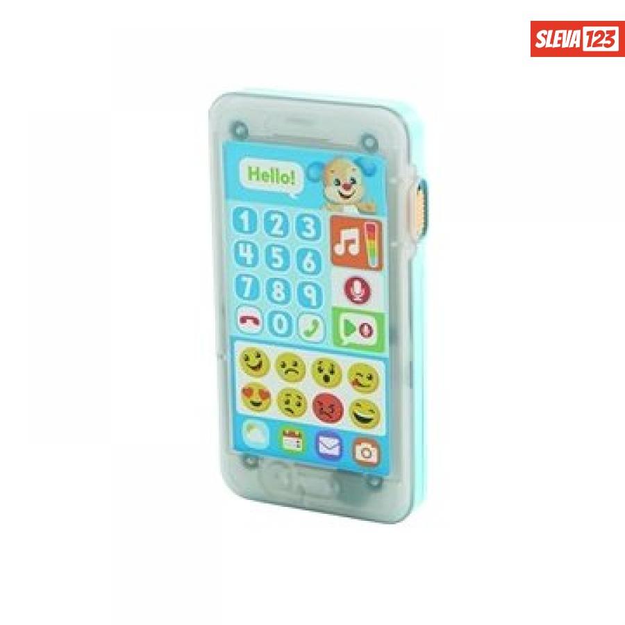 Fisher-Price Emoji chytrý telefon SK