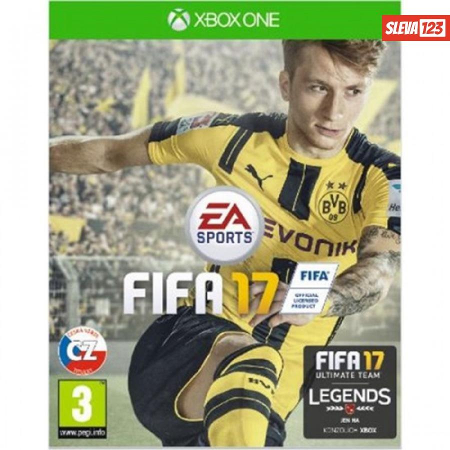 Hra EA Xbox One FIFA 17, 1026679
