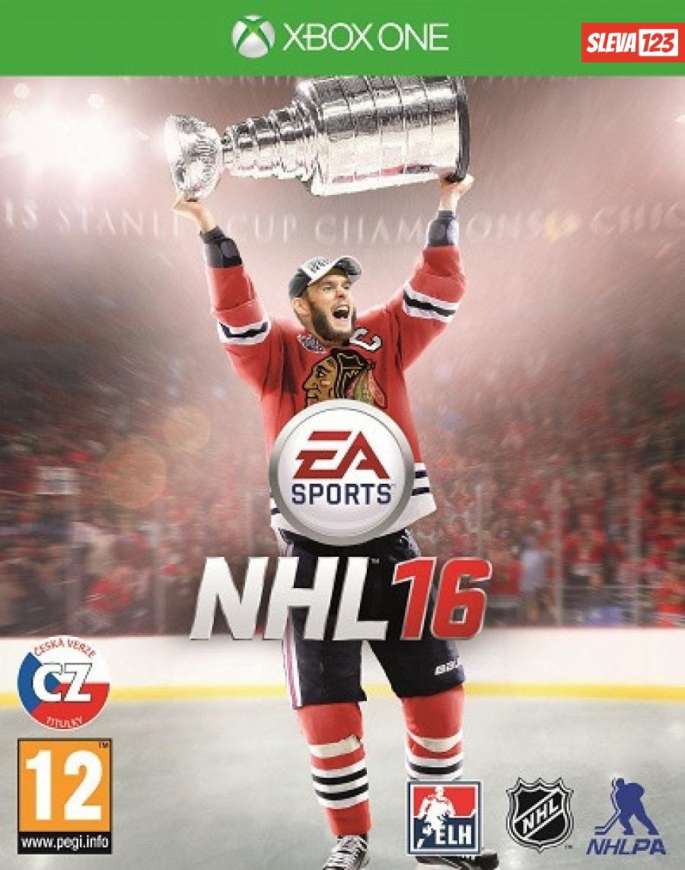 Hra EA Xbox One NHL 16,