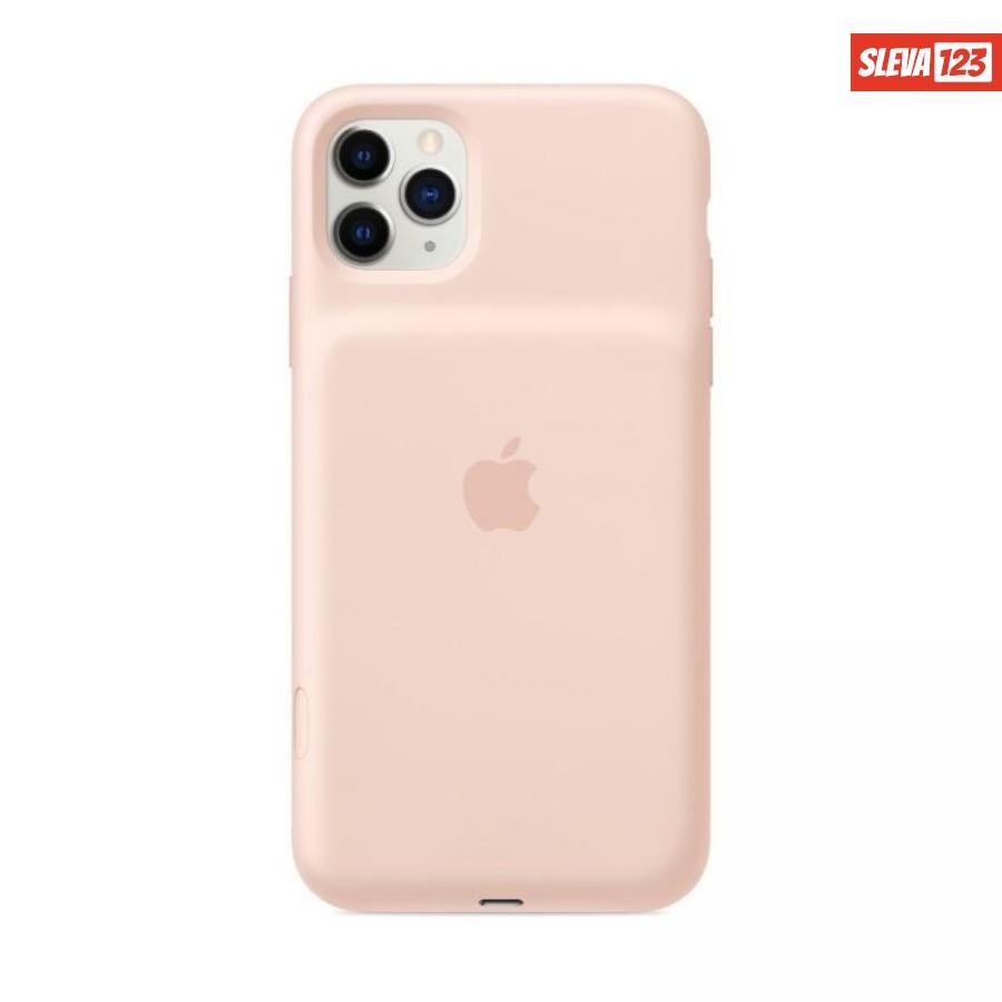 Kryt na mobil Apple pro iPhone 11 Pro Max - pískově růžový