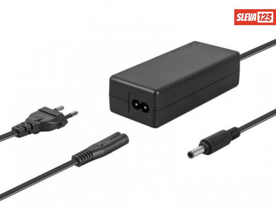 Napájecí adaptér Avacom pro notebooky HP 19,5V 3,33A 65W konektor 4,5mm x 3,0mm,