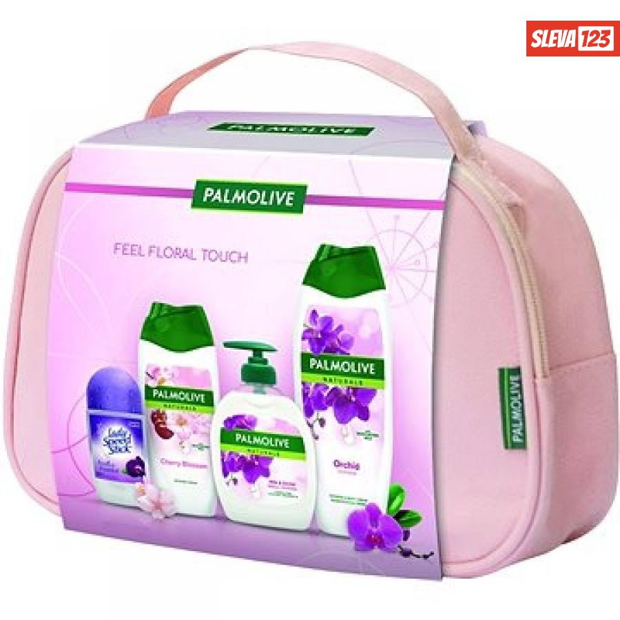 PALMOLIVE Feel Floral Touch Set   Bag