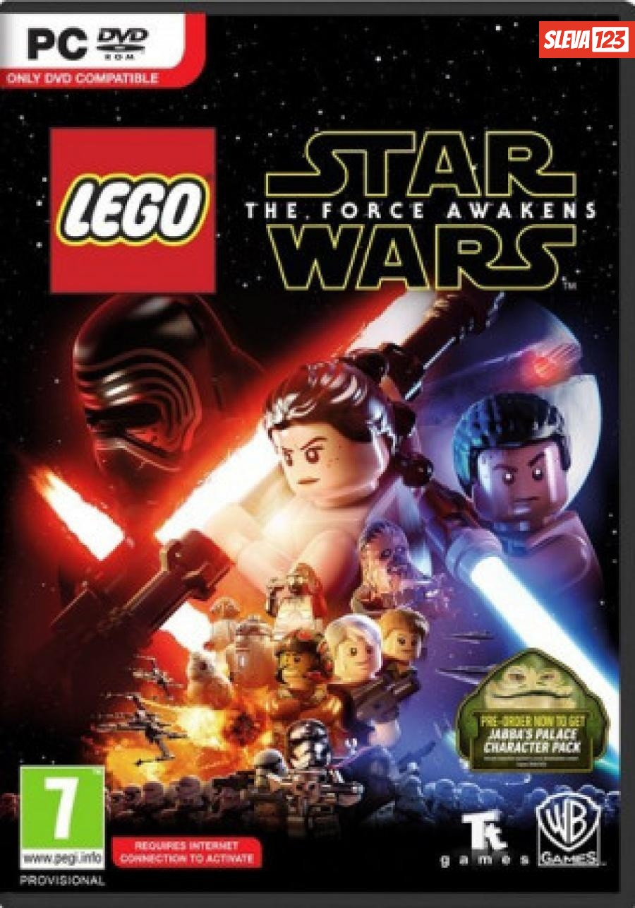 PC - Lego Star Wars: The Force Awakens, 5908305212447