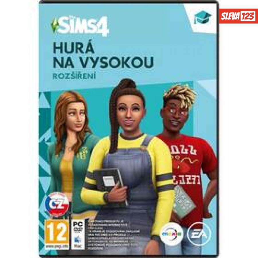 PC The Sims 4 Hurá na vysokou 15. 11. 2019