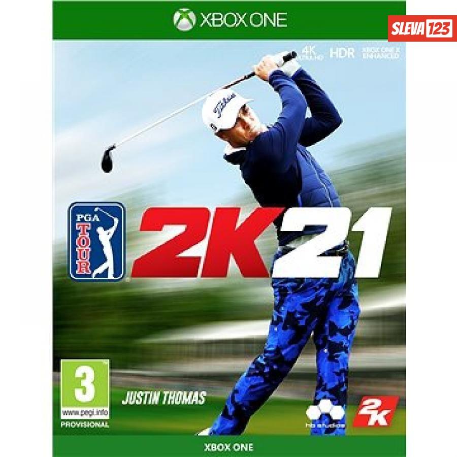 PGA Tour 2K21 - Xbox One