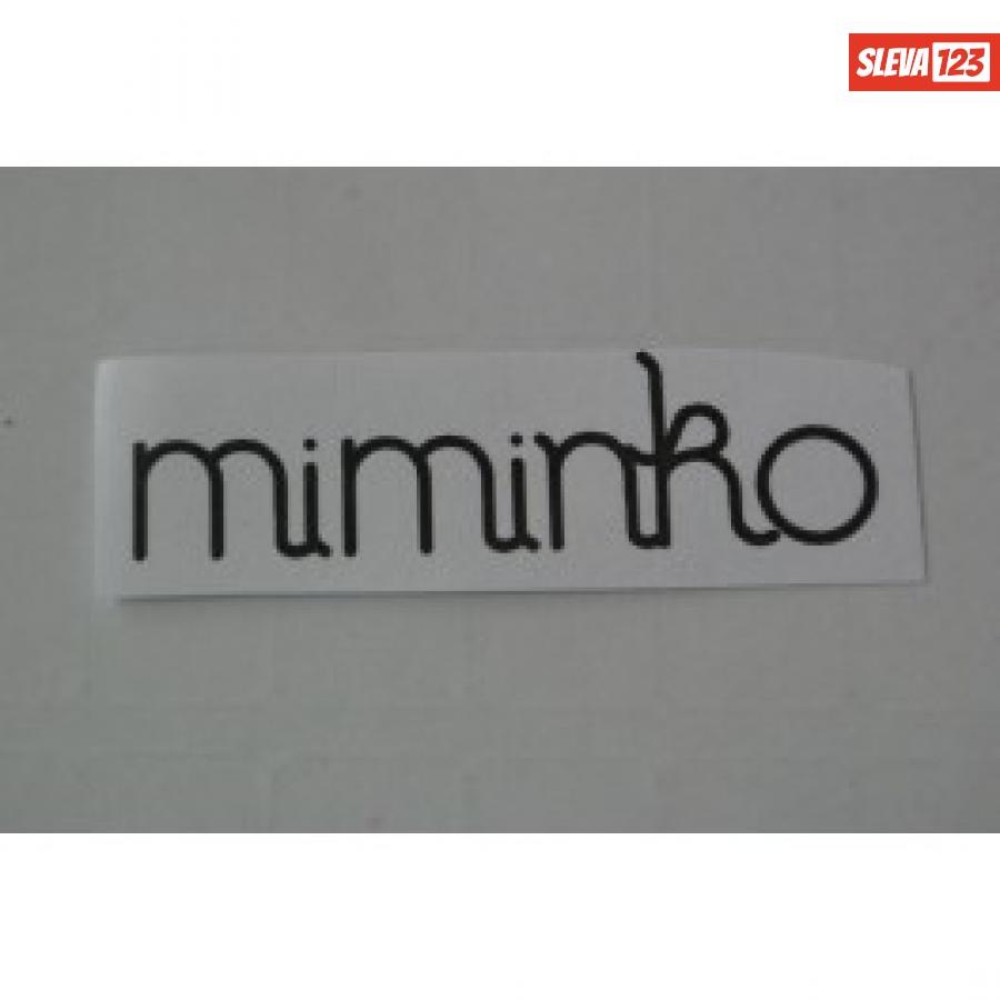 Razítko - Miminko 1ks  140012