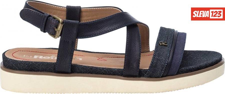 Refresh Dámské sandále Navy Pu Ladies Sandals 69600 Navy 37