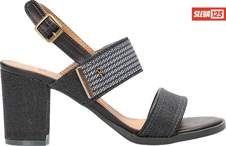 Refresh Dámské sandále Navy Textile Ladies Sandals 69598 Navy 36