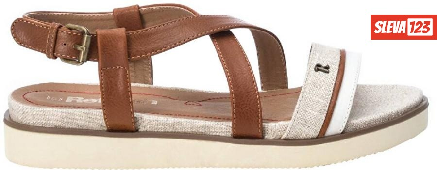 Refresh Dámské sandály White Pu Ladies Sandals 69600 White 41