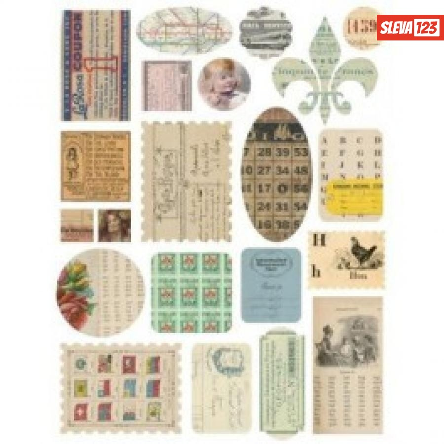 Samolepky - Paperworks  92652