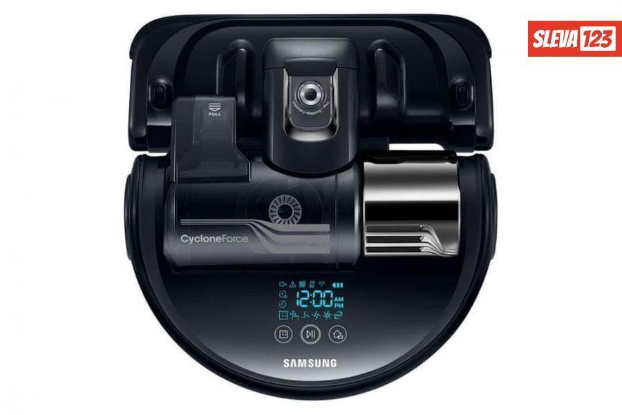 Samsung POWERbot VR20K9350WK/GE   10 let záruka na invertor motor - zánovní