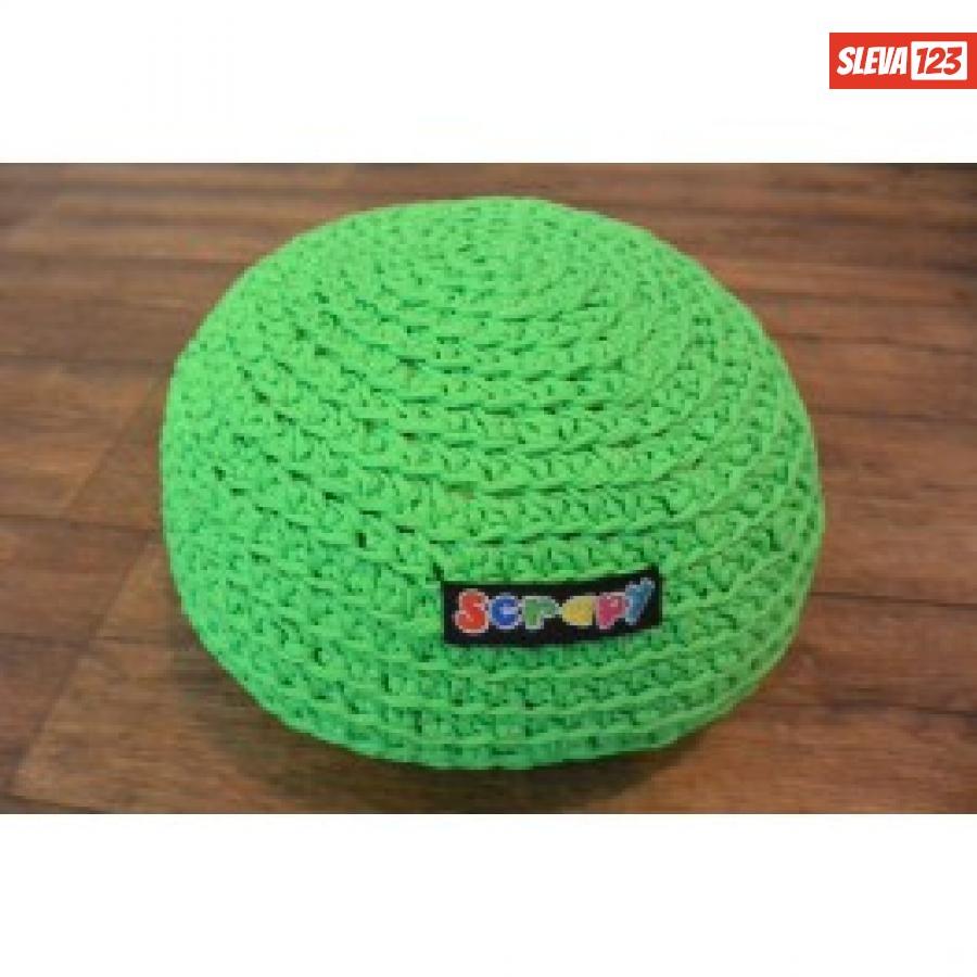 Sedák - bobík - zelený  110