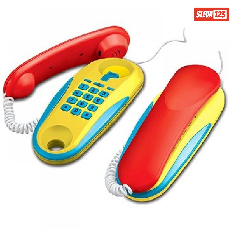 Telefony drátové