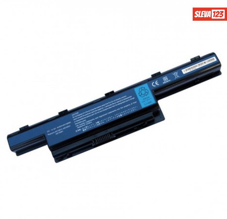 TRX baterie Acer/ 5200 mAh/ Aspire 4250/ 4551/ 4738/ 4741/ 4551G/ 4771G/ 5551G/ 5741G/ 5750/ 7251/ Acer AS10D3E/ AS10D41, TRX-AS10D31 H