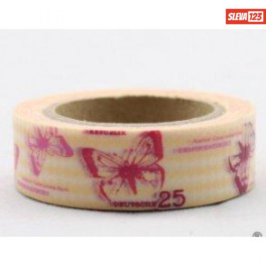 Washi páska - Beautiful  16021