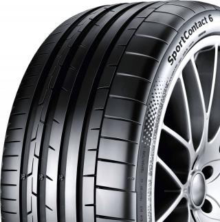255/45R19 104Y, Continental, SportContact 6 AO