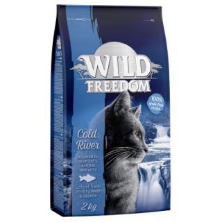 2x více bonusových bodů: Wild Freedom granule 3 x 2 kg - Wide Country Kitten