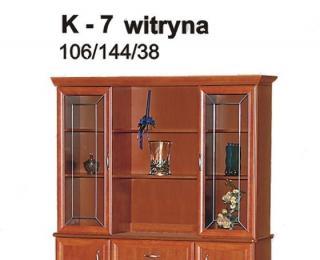 AB Vitrína KOMODO K7 výprodej