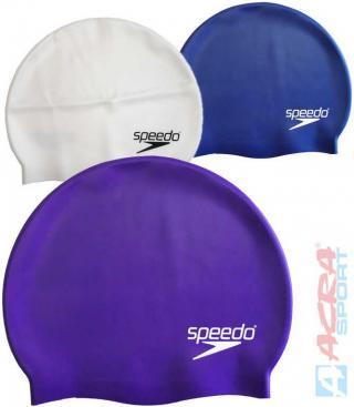 ACRA Čepice plavecká silikonová dětská Speedo různé barvy P1181