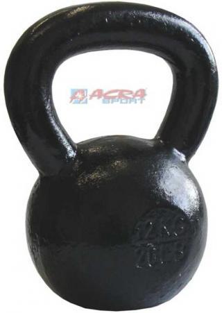 ACRA Činka jednoruční celokovová 12 kg