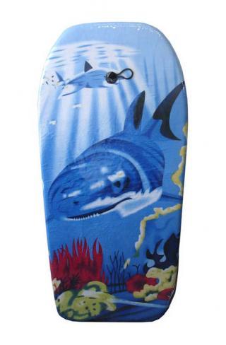 ACRA Deska surfovací potištěná 97 x 43 cm