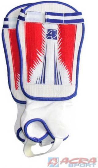 ACRA Fotbalové chrániče holení - velikost M