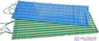 ACRA Plážové rolovací lehátko Matrace 170 x 55 x 1,5 cm Velmi skladné