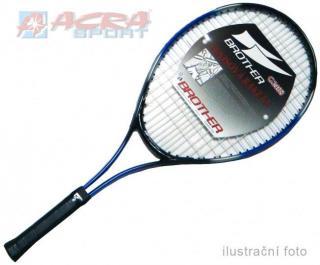 ACRA Raketa na tenis Brother G2408 dětská 3 délky pálky