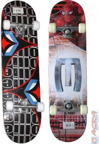 ACRA Skateboard závodní Alu s protismykem