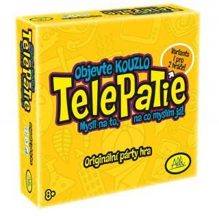 Albi Telepatie - rozbaleno