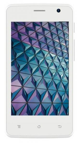 Aligator S4090 Duo, 1GB/8GB, White - rozbaleno