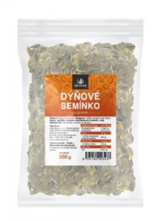 Allnature  Dýňové semínko loupané 200 g