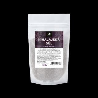 Allnature  Himalajská sůl černá jemná 250g
