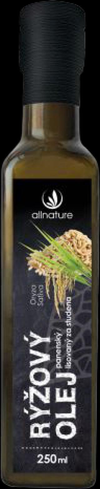 Allnature Rýžový olej 250ml