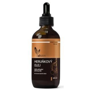 Allskin Meruňkový olej 100 ml