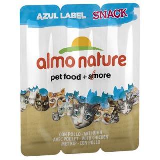 Almo Nature Azul Label snack - kuře