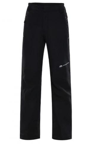 ALPINE PRO KPAN132990_104-110_ss19 Dětské kalhoty POPO 2 - černé