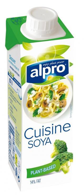 Alpro sójová alternativa smetany na vaření 250ml