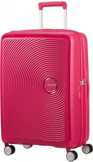 American Tourister Soundbox 67, Pink - rozbaleno